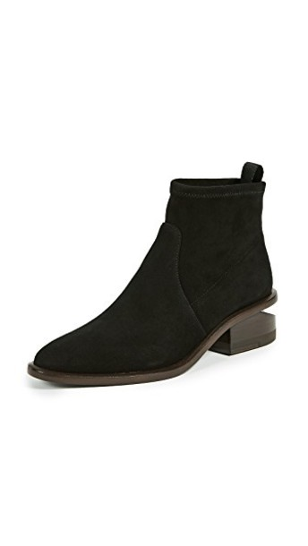 Alexander Wang booties black shoes