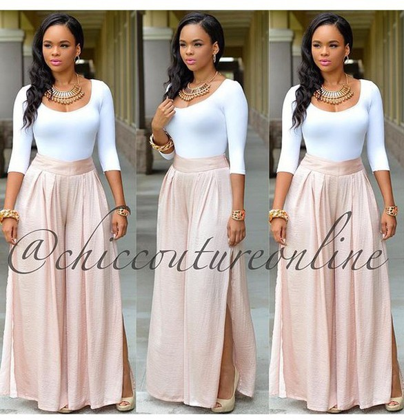 Outfits With High Waisted Skirts | Jill Dress