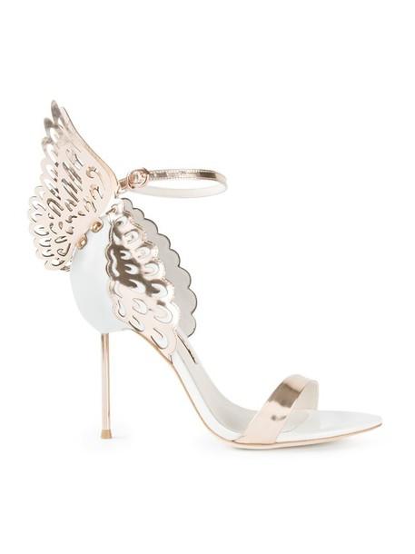 Sophia Webster sandals purple pink shoes