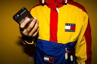 jacket tommy hilfiger jacket mens jacket windbreaker mens windbreaker