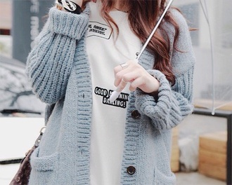 cardigan blue asia causy shirt nike adidas beautiful crop tops underwear black red white beige brown pink bag