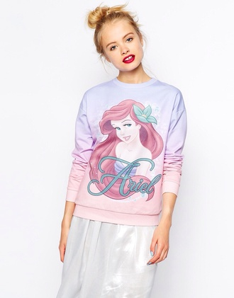 sweater disney sweater the little mermaid