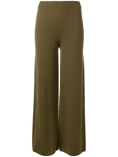 Joseph culottes women green pants