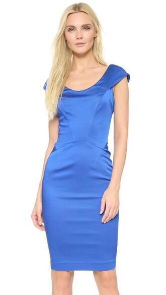 dress ocean blue