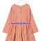 Caramel chicory dress, toddler girl's, size: 4 yrs, yellow/orange