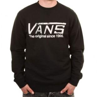 black vans jumper