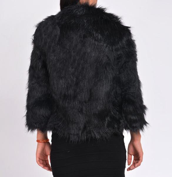 Isla fur jacket