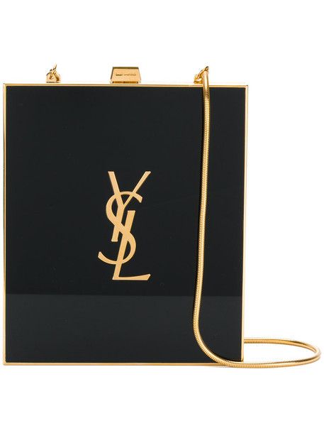 Saint Laurent women bag cotton black