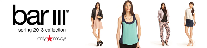 Bar III Clothing for Women at Macy s - Bar III Dresses & More - Macy s
