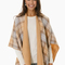 Exclusive tenley double sided poncho in camel by look by m - tnuck