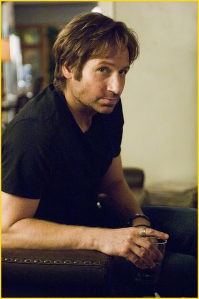 Images: David Duchovny Californication Underwear