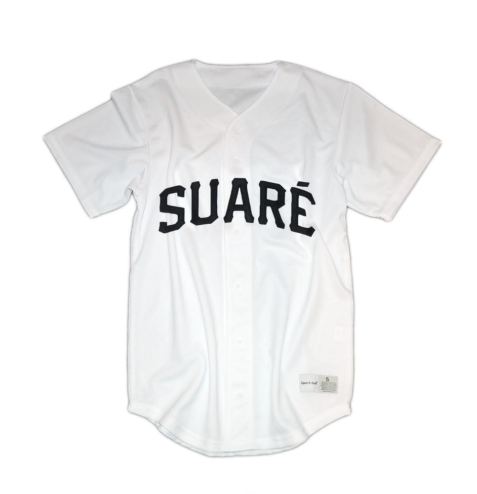 Suaré Baseball Jersey  / Suaré New York