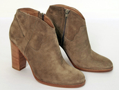 low boots,boots,medium heels,shoes,beige,ivanka trump