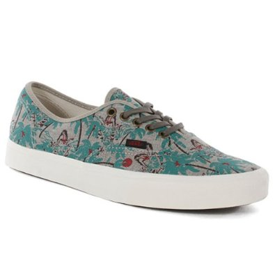 Amazon.com: Men's Vans Authentic CA Hula Camo VN OJW17KP Aluminium Fashion Sneaker: Shoes