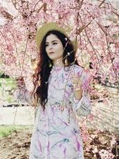 noelles favorite things,blogger,dress,jewels,hat