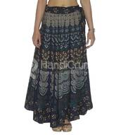 skirt,rapron,mandala rapron,women mandala rapron,indian mandala rapron,designer rapron,girls skirt,girls long skirts,women summer rapron,printed rapron,latest design skirt,beautiful skirts,beautiful short