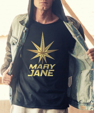 t-shirt shirt weed cannabis shirt mary jane kush swagg t shirt thc drugs