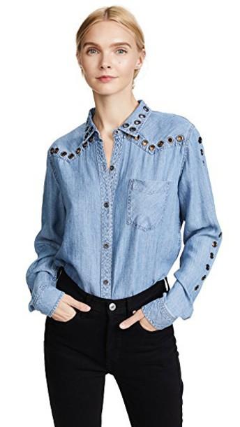 Rails shirt vintage top