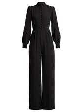jumpsuit,black