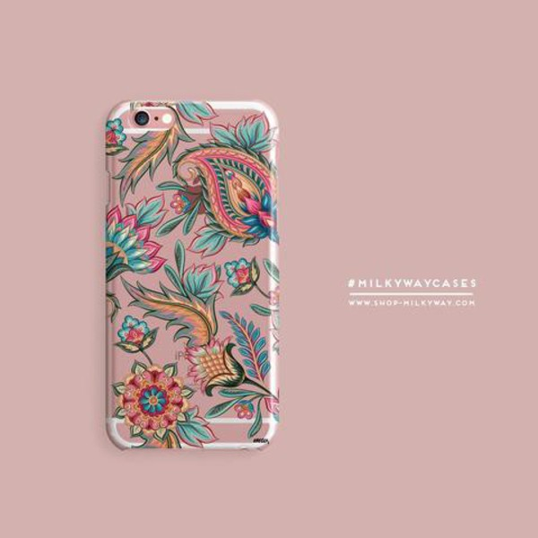 Milkyway Cases CLEAR TPU CASE COVER - LOLA PAISLEY