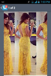 yellow dress,open back dresses,floral,transparent dress,dress,luxury,girl,classy,prom dress,evening dress,party dress,lace prom dress,lace long prom dresses,open back prom dress,keyhole dress,keyhole prom dresses,high neck,high neck dresses,long formal dresses australia,long formal dresses online,cheap long formal dresses