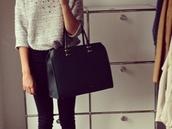 bag,black,gold,beautiful,handbag,purse,fashion