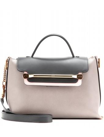 mytheresa.com - Clare medium leather shoulder bag - Shoulder bags - Bags - Luxury Fashion for Women / Designer clothing, shoes, bags