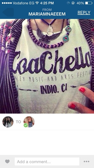 shirt flannel flannel shirt jewelry coachella