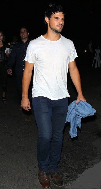 jeans shoes taylor lautner