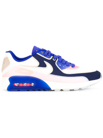 women sneakers blue shoes