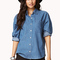 Chambray shirt | forever21 - 2073222185