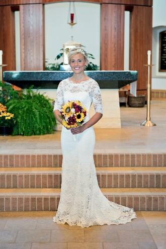 dress lace wedding dress wedding dress church wedding dress beach wedding dress
