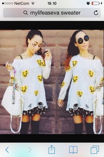 sweater mylifeaseva