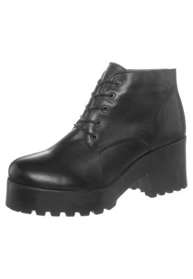 Zign Platform boots - black - Zalando.co.uk