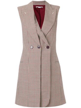 vest women triple cotton wool jacket