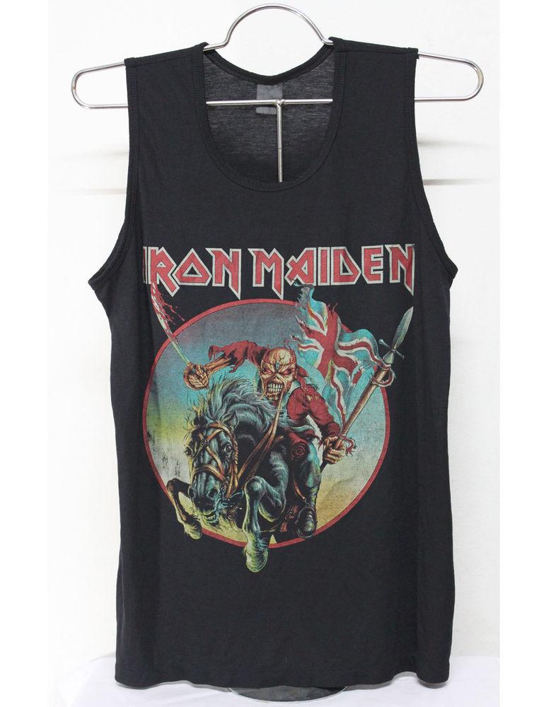 Iron Maiden Tour T Shirt