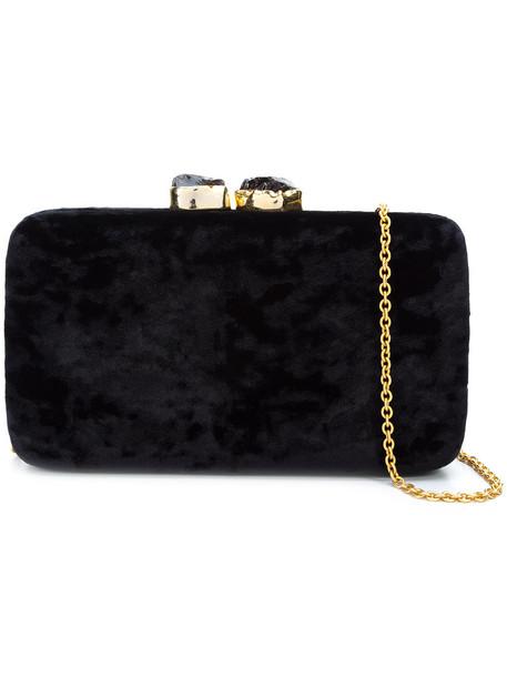 KAYU women bag clutch black
