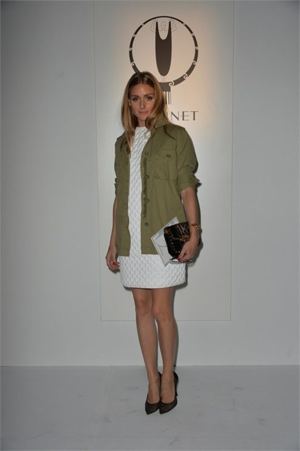 dress olivia palermo shoes