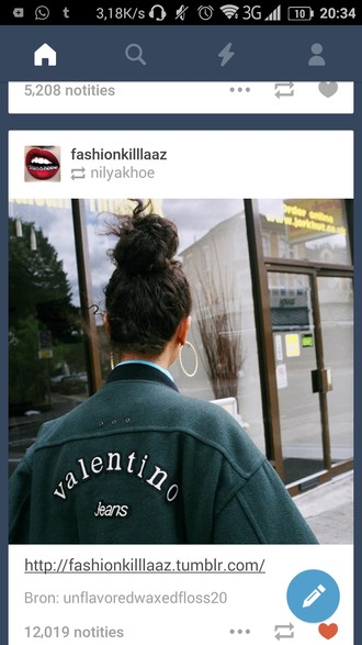 jacket valentino cyber ghetto cyber cyber pale cyber grunge cyber punk cyberoptix soft grunge soft ghetto soft grungec kawaii grunge creepy kawaii forest green