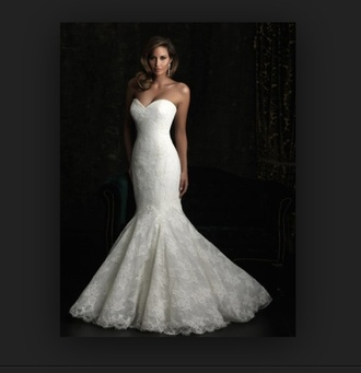 dress white dress white wedding dress lace dress fashion tumblr tumblr girl the haute pursuit wedding clothes clothes
