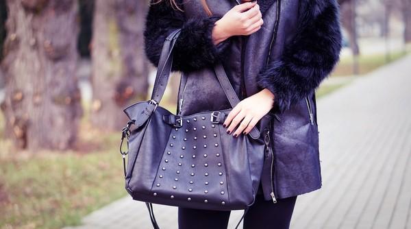 a piece of anna coat bag shoes dress