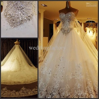 bridal wedding clothes