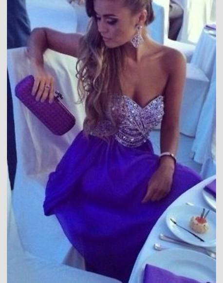 sequin dress blue dress