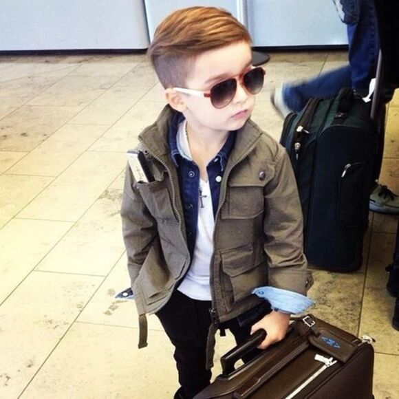 boys toddler swag kids fashion sunglasses suitcase alonso