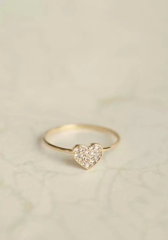 jewels heart ring love much heart jewelry mothers day gift idea