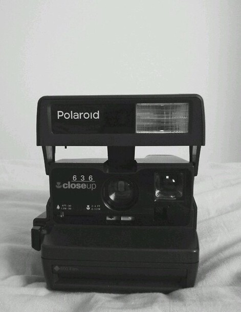 camera polaroid camera technology photography