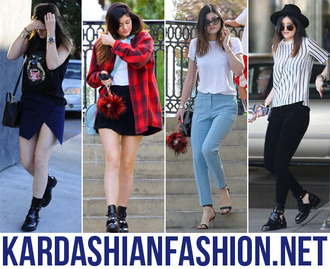 t-shirt kylie jenner keeping up with the kardashians streetstyle fashion