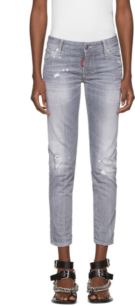 Dsquared2 jeans grey