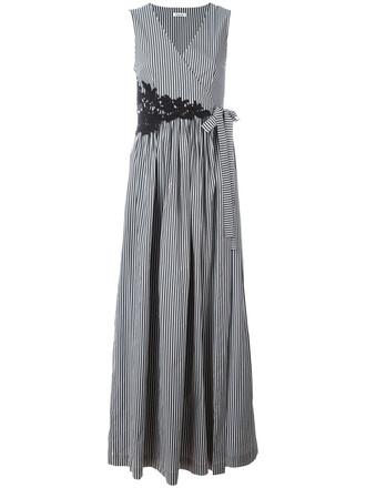 dress wrap dress women spandex cotton grey