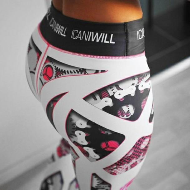 leggings cogwheel